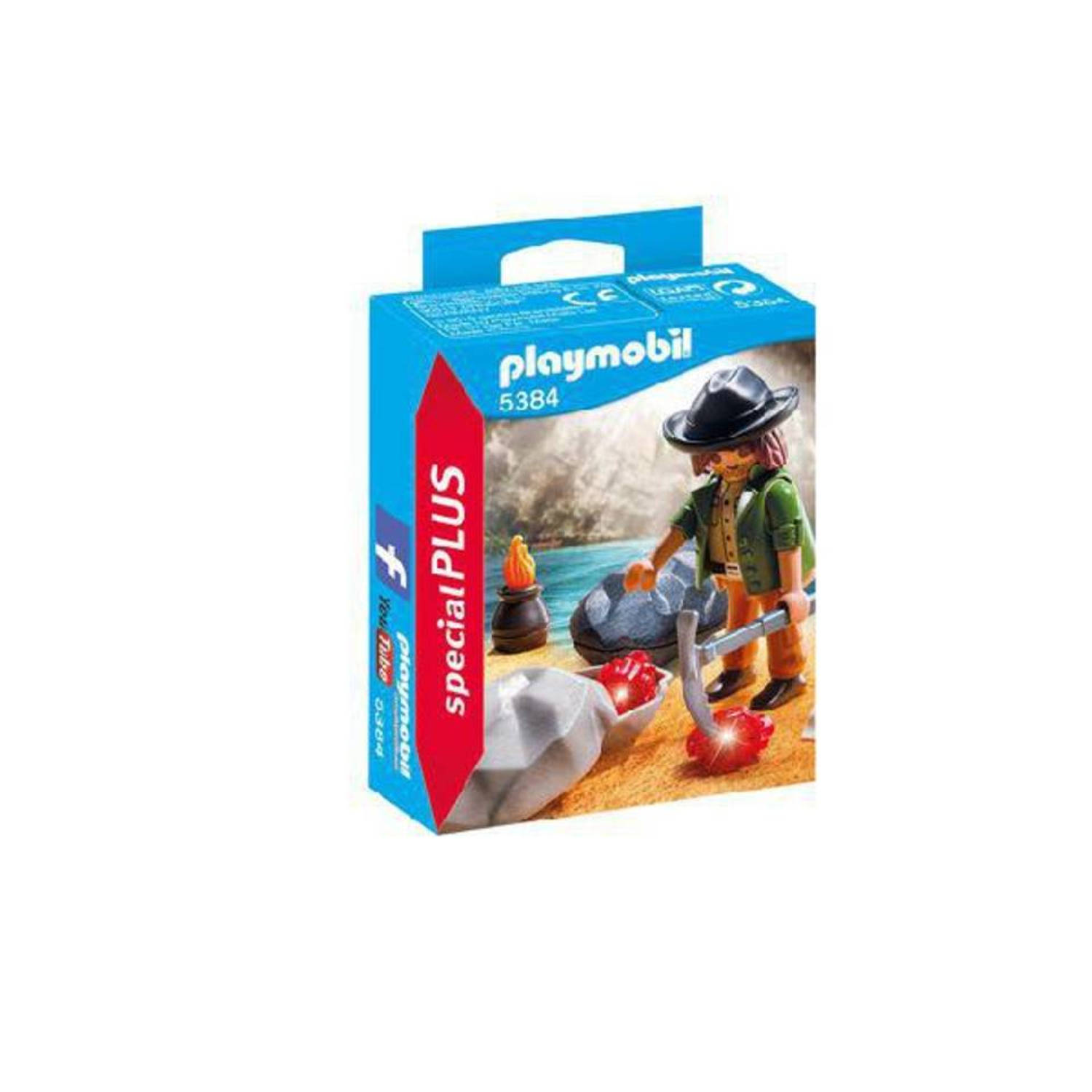 Playmobil Special Plus - schattenjager 5384
