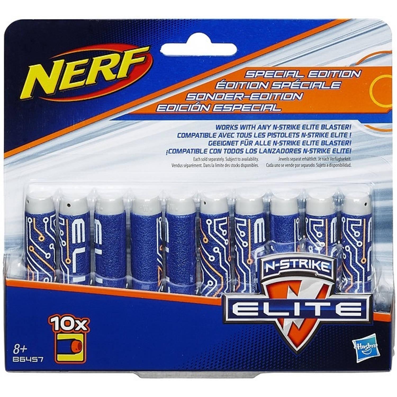 NERF Elite 10 Deco Darts