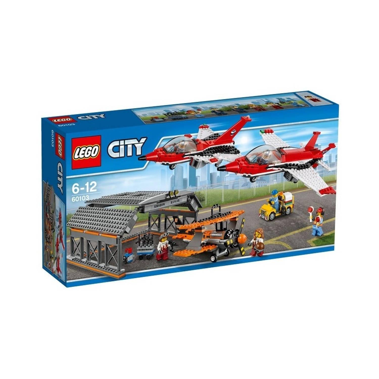 LEGO City: Vliegveld luchtvaartshow (60103)