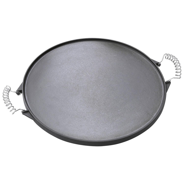 Outdoorchef gietijzeren grillplaat Plancha M - ø 39 cm
