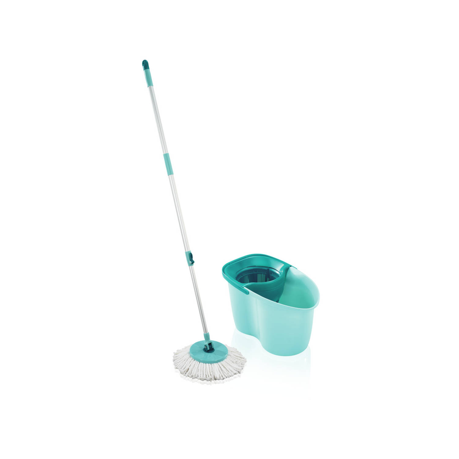 Leifheit Set Clean Twist Disc Mop Active – compleet systeem