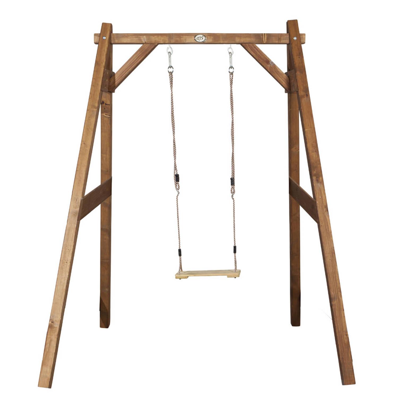 Afbeelding van AXI houten schommel - bruin