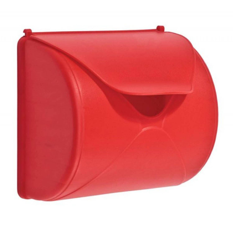Afbeelding van AXI brievenbus - rood