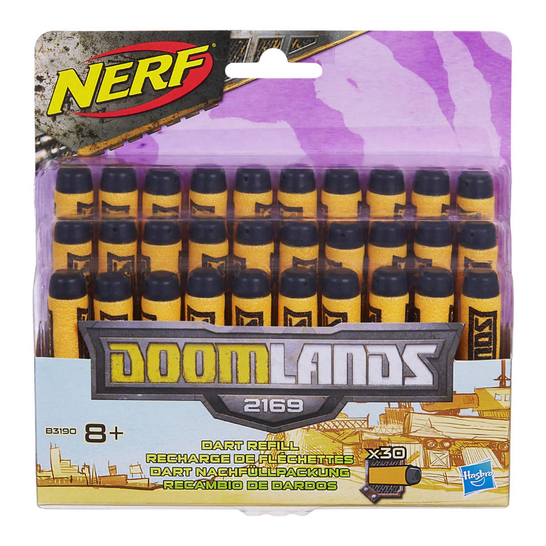 NERF Doomlands 2169 30 Deco Darts Refill