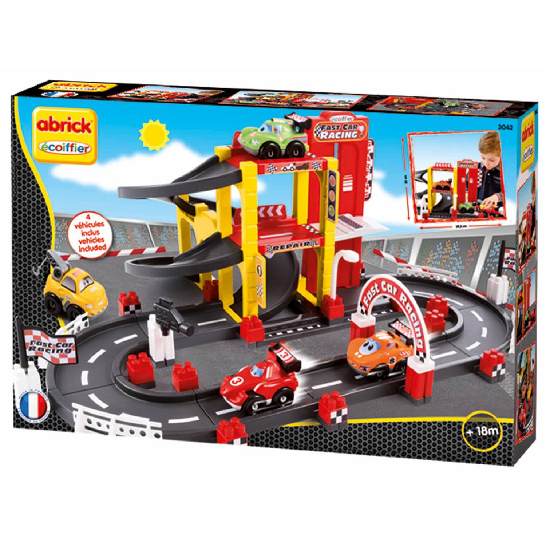 Afbeelding van Abrick Formule 1 garage circuit