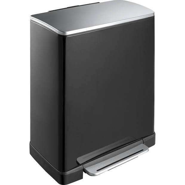 EKO E-Cube pedaalemmer - 50L - zwart