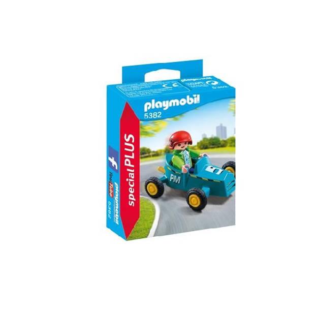 PLAYMOBIL Special Plus kartrace 5382