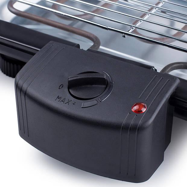 Tomado elektrische tafelbarbecue TM-2448