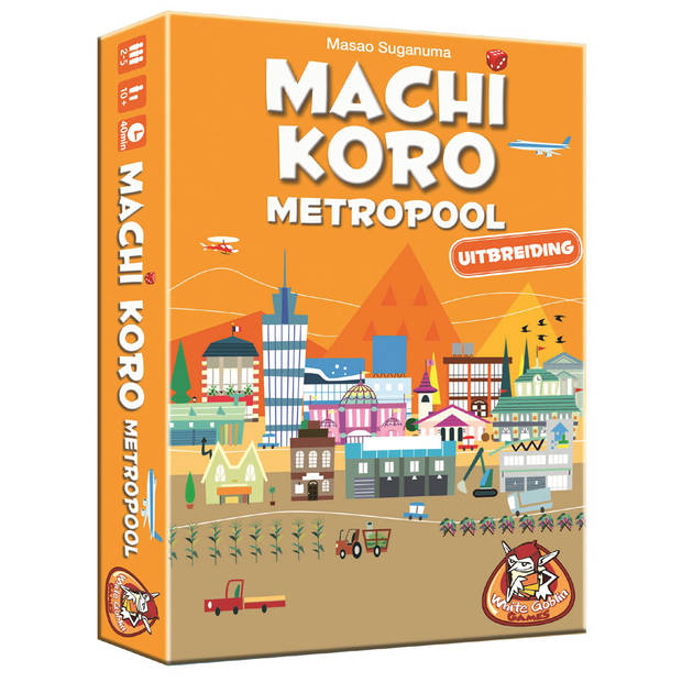 Machi Koro: Metropool kaartspel