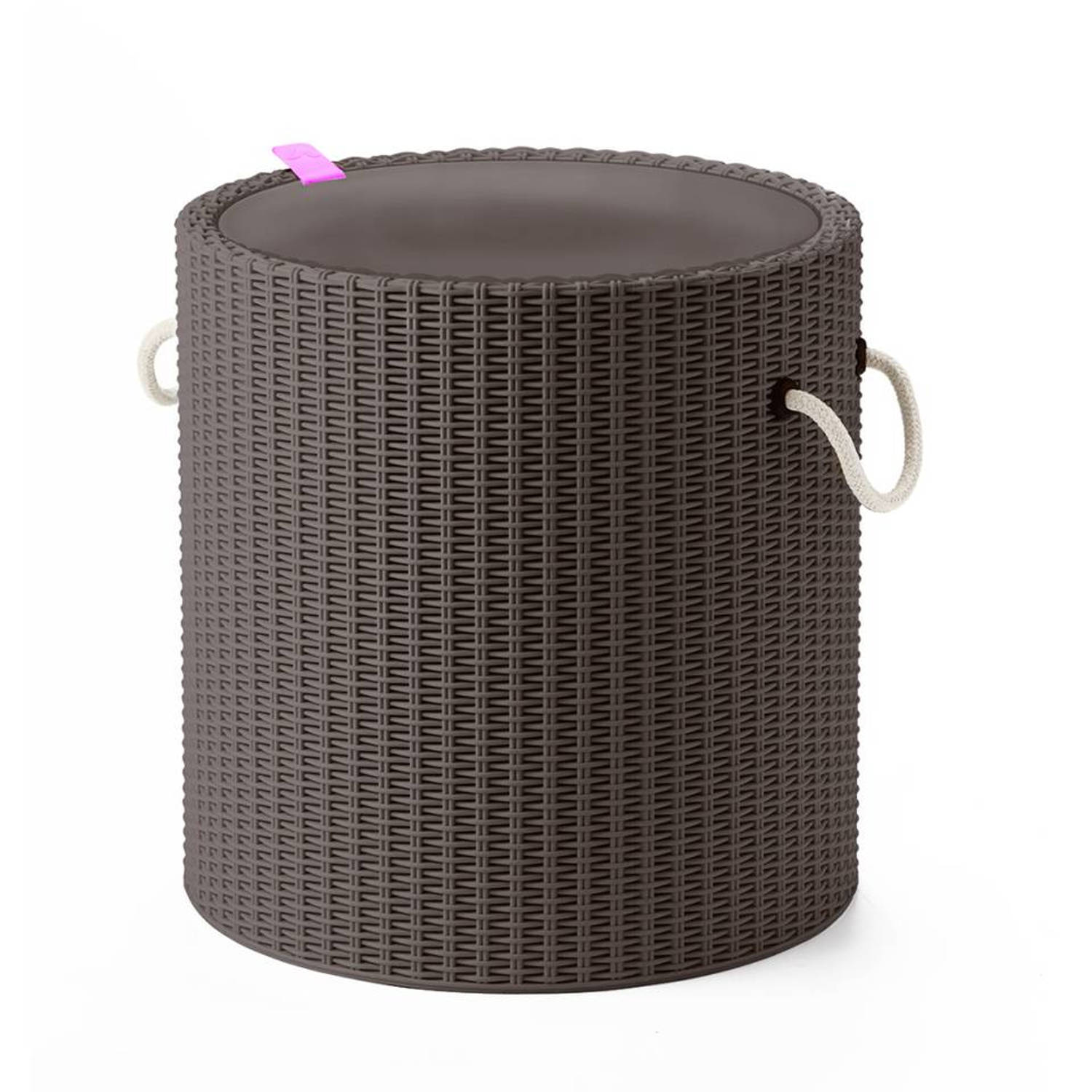 Cool Stool Keter Taupe
