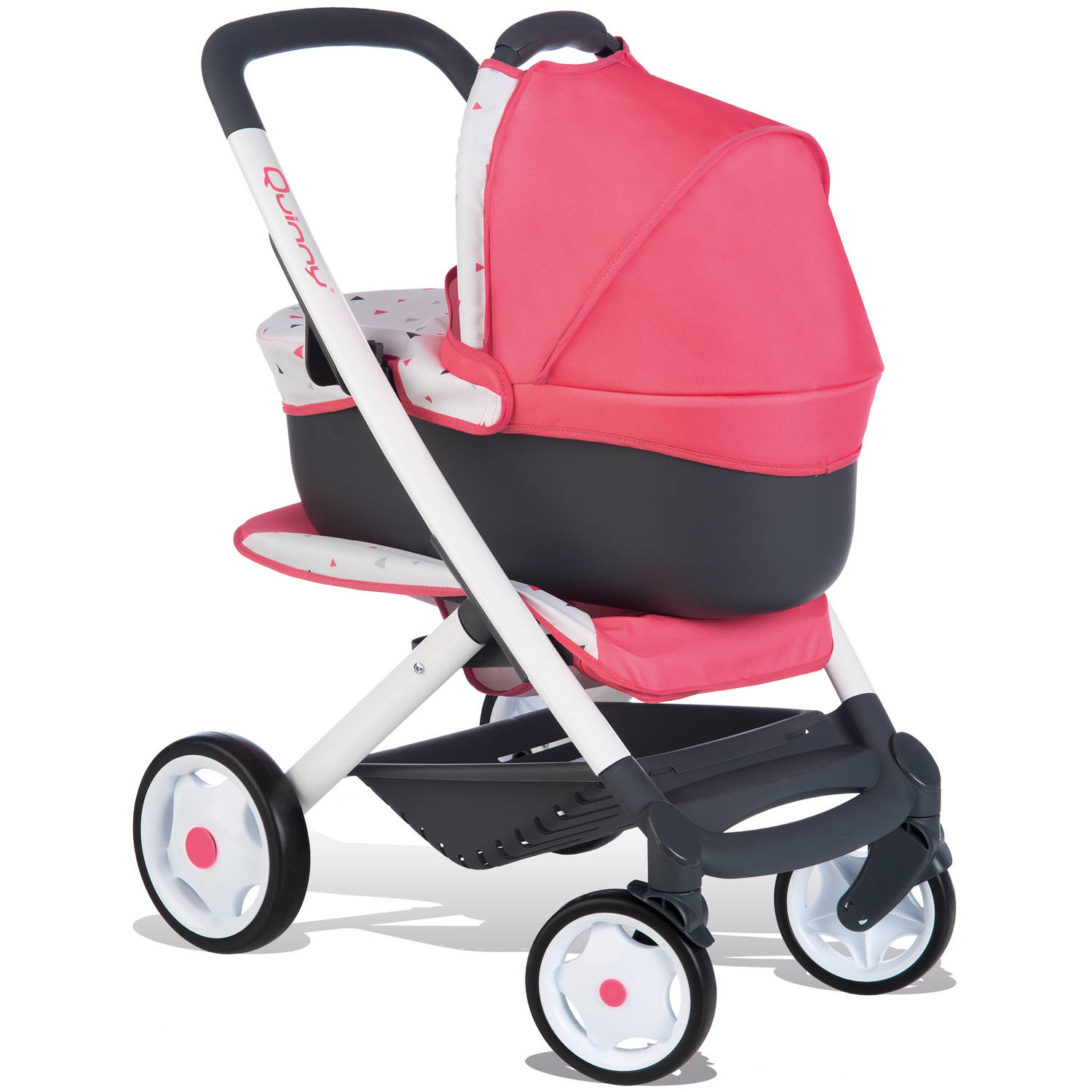 Korting Smoby Quinny 3 in 1 buggy
