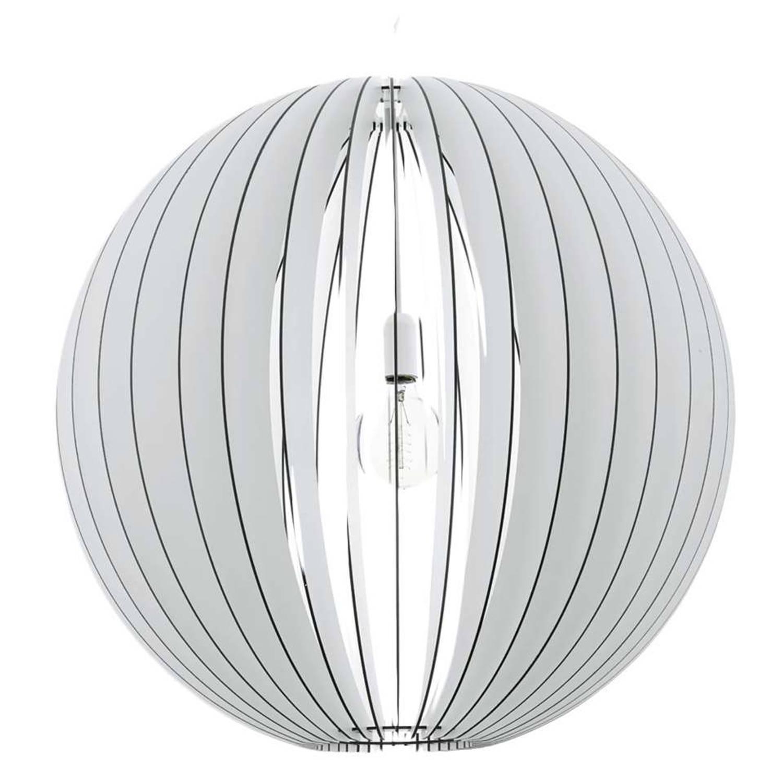 EGLO hanglamp Cossano - Ø70 cm - wit