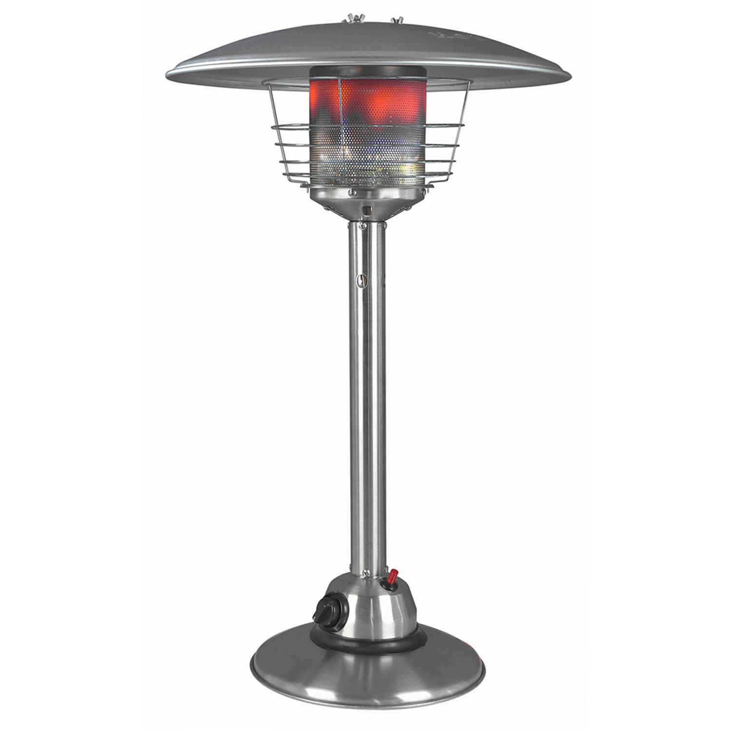 Eurom Table Lounge Heater RVS
