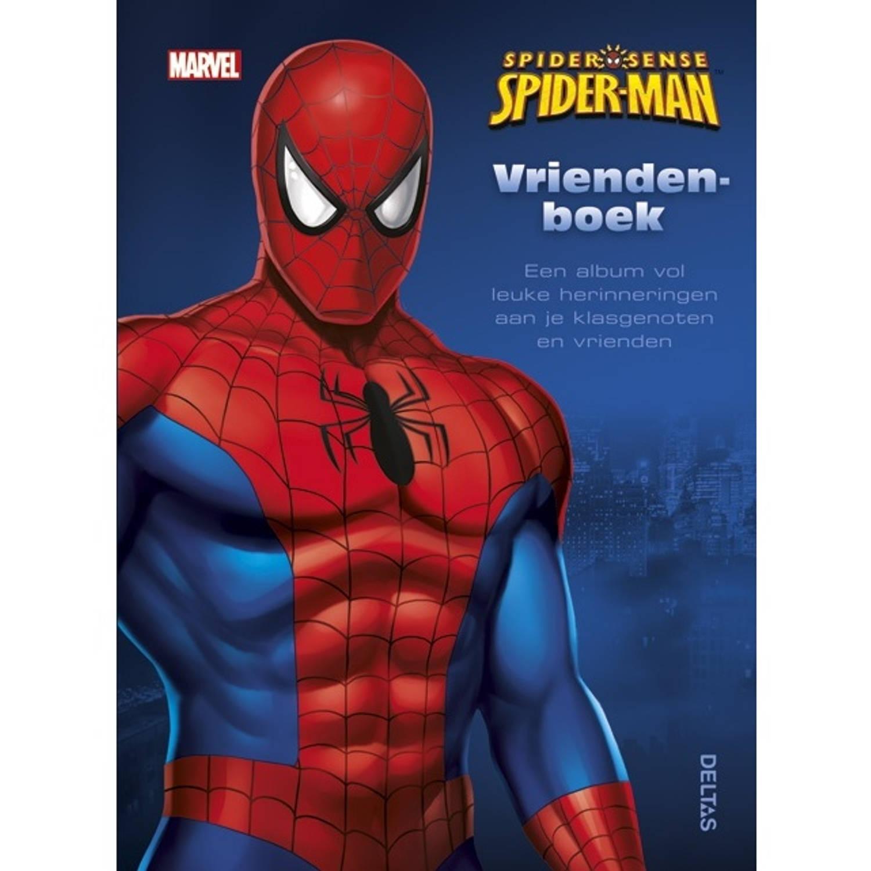 Korting Vriendenboek Spider man Spider Sense