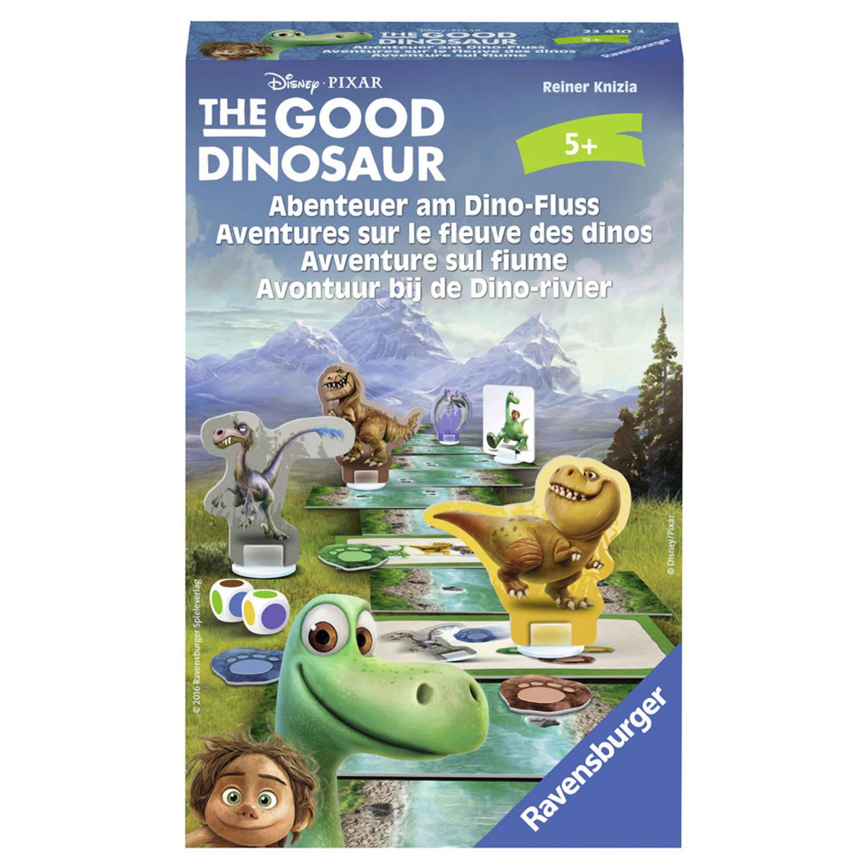 Reisspel de vriendelijke dinosaurus