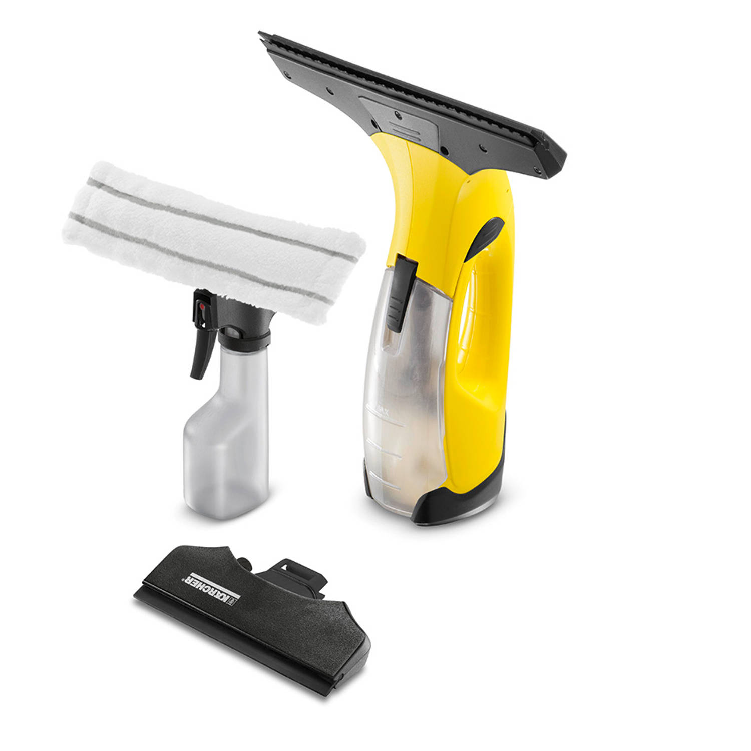 Kärcher Window Vac WV2 Premium Plus - geel