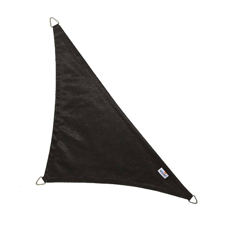 Schaduwdoek coolfit zwart 4,0 x 4,0 x 5,7