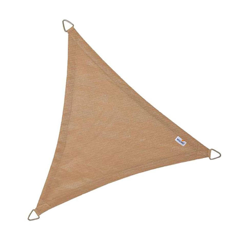 Nesling Schaduwdoek 50 X 50 X 50m Zand