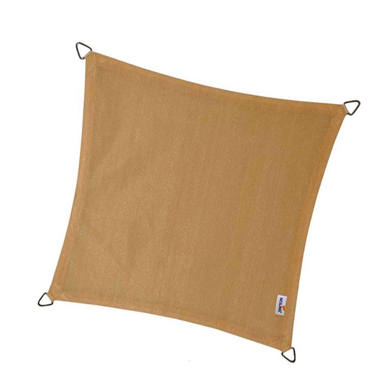 Nesling Schaduwdoek 50x50x50x50m Zand