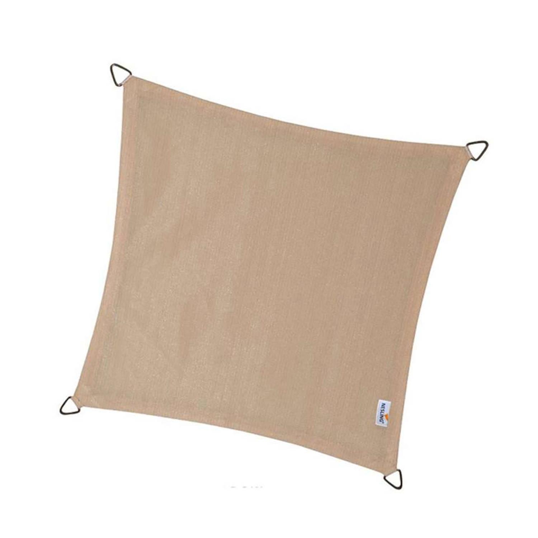 Nesling Schaduwdoek 50x50x50x50m Gebroken Wit