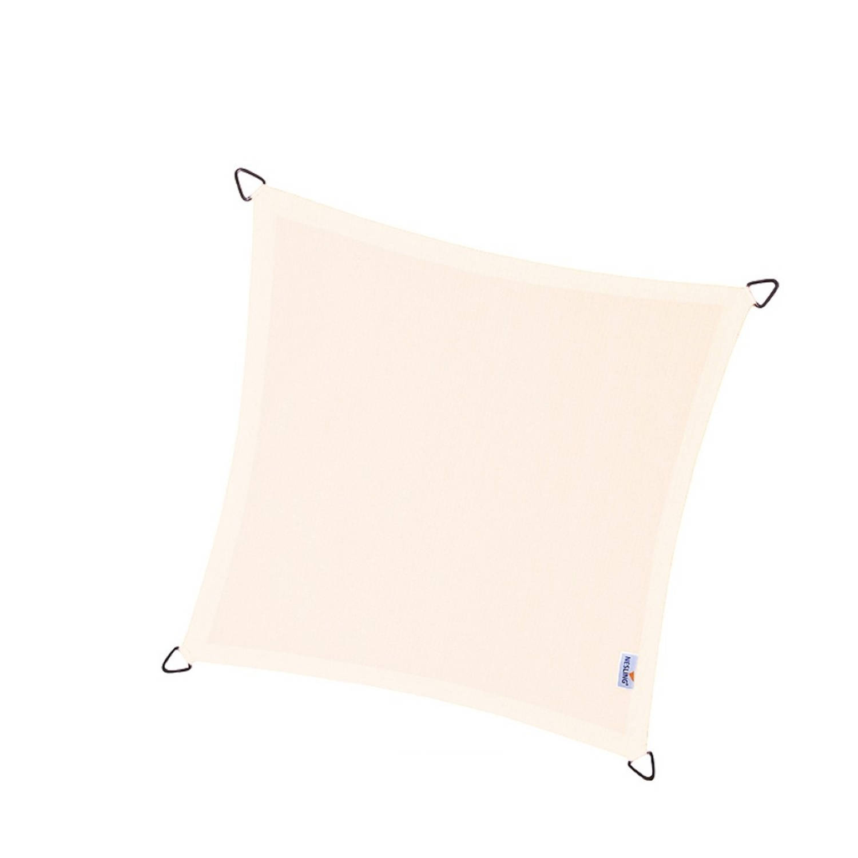 Schaduwdoek dreamsail waterdicht crème 5,0 x 5,0 x 5,0 x 5,0