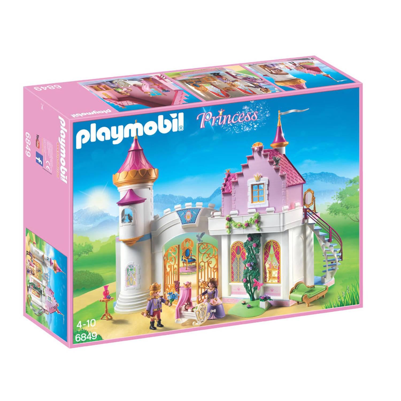 PLAYMOBIL Princess koninklijk slot 6849   Blokker