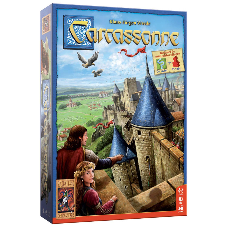 Carcassonne Nieuwe Editie