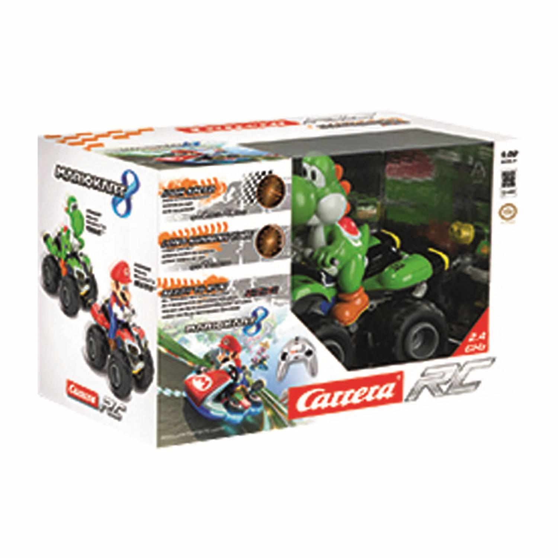 Carrera Carrera RC 2,4 Ghz   370200997 Nintendo Mario KartTM 8, Yoshi (370200997)