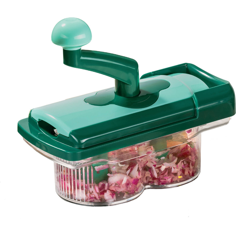 JML Nicer Dicer Twist Smart keukenhulp - 7-delig