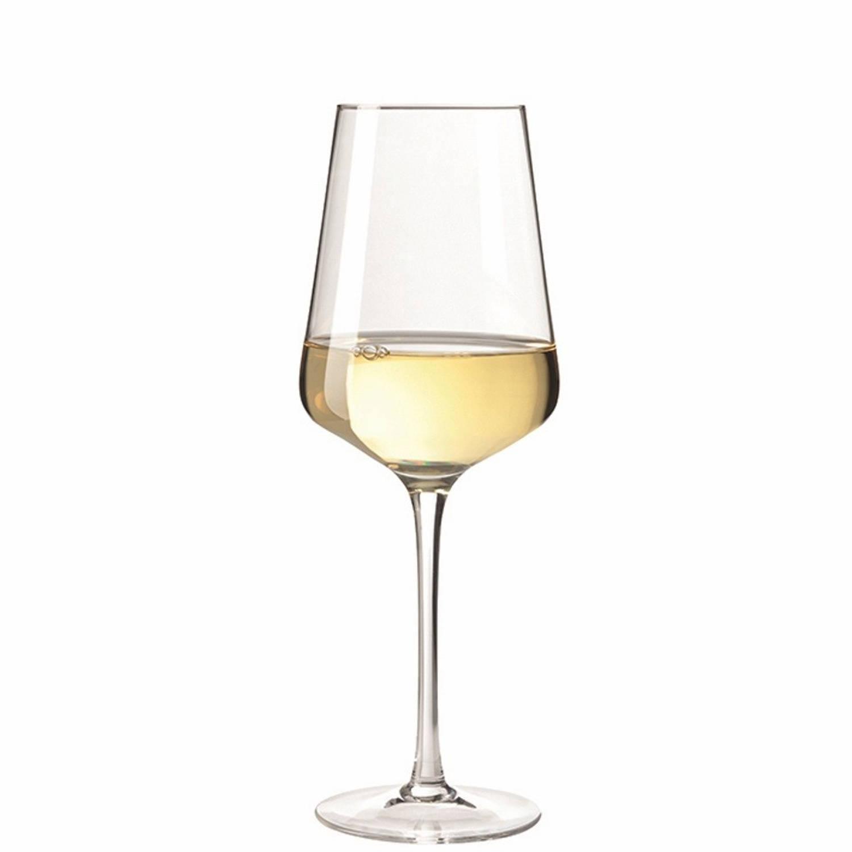 Korting Leonardo Puccini witte wijnglazen 56 cl 6 stuks