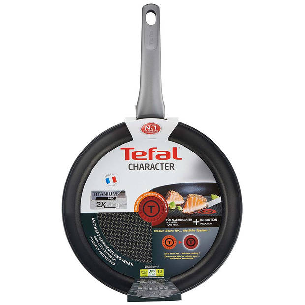 Tefal Character koekenpan - Ø 28 cm