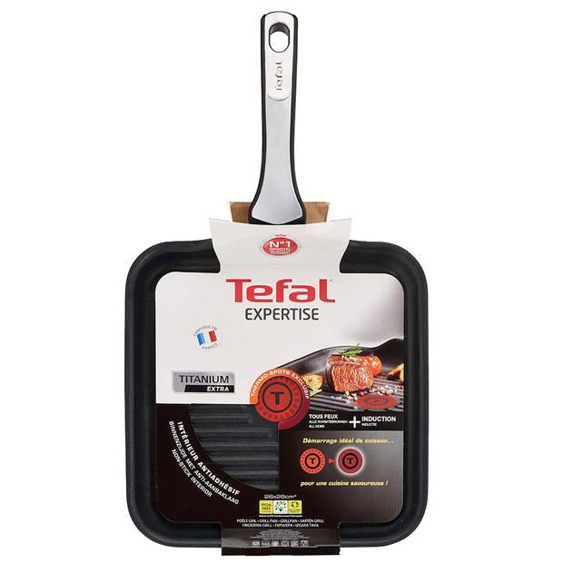 Tefal Expertise grillpan - 26 x 26 cm