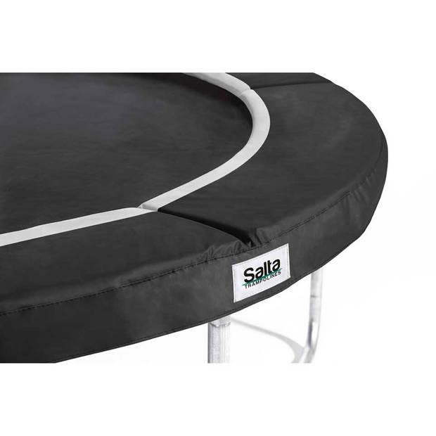 Salta Combo trampoline rond met veiligheidsnet - 183 cm - zwart