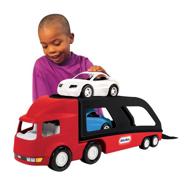 Little Tikes autotransporter - rood/zwart