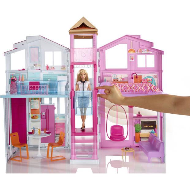 Barbie Malibu droomhuis