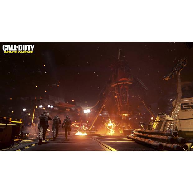 PS4 Call of Duty Infinite Warfare Legacy Edition
