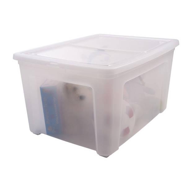 Iris Modular Clear Box - 140 l