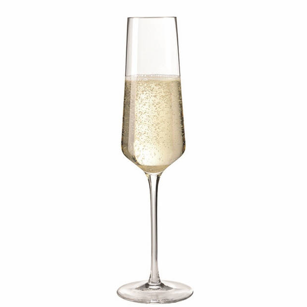 Leonardo Puccini champagneglazen - 6 Stuks