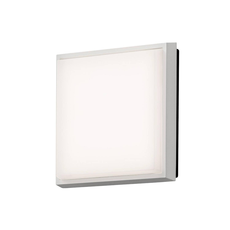 Konstsmide wandlamp Cesena vierkant - 17.5 cm