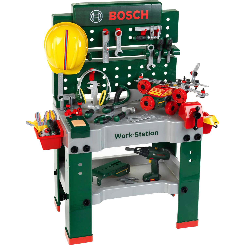 Korting Bosch speelgoed werkbank nr. 1