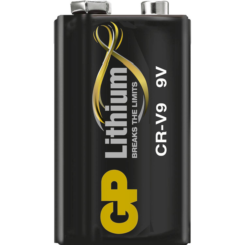 GP batterij 9V - E-blok