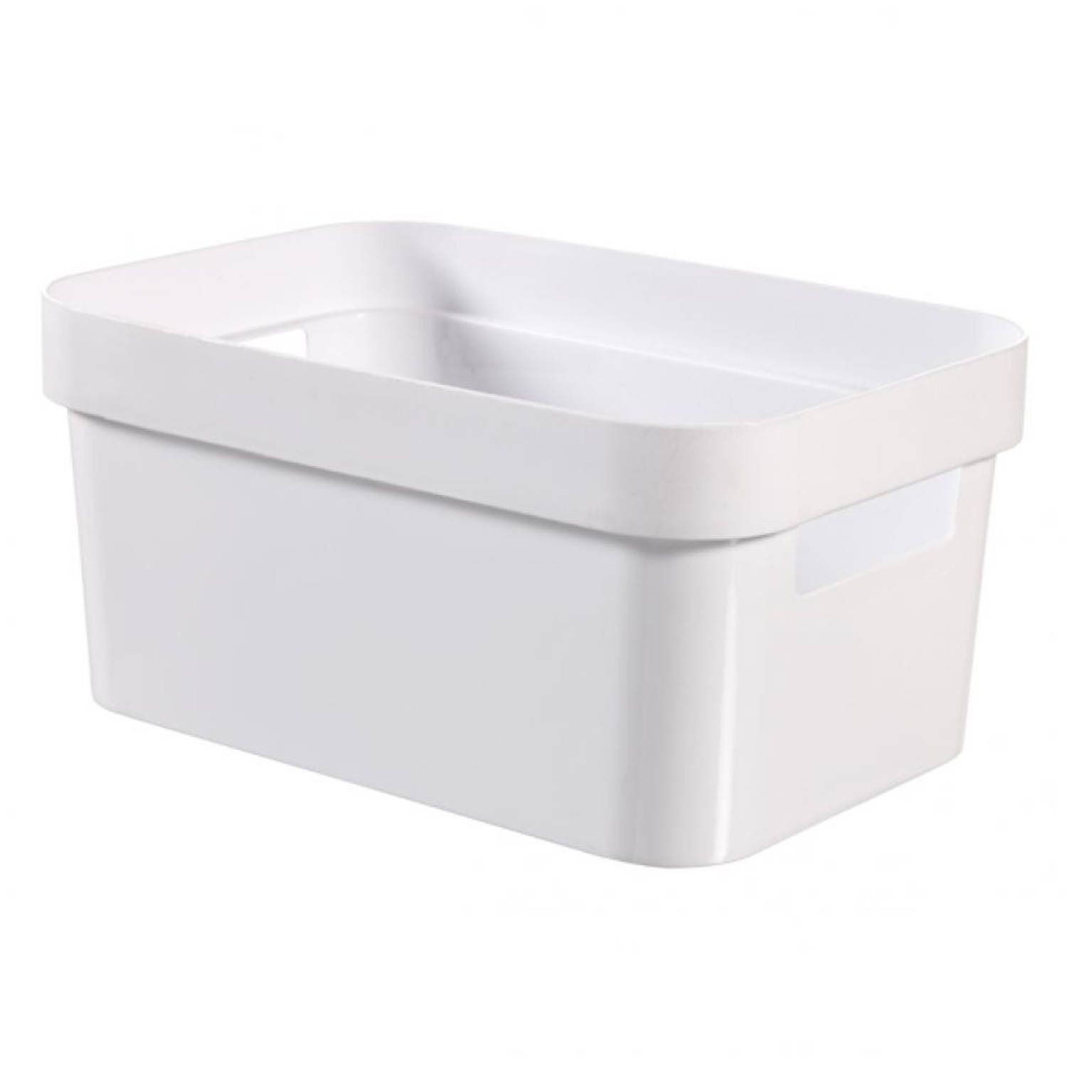 Curver Infinity box - 4,5 l - wit