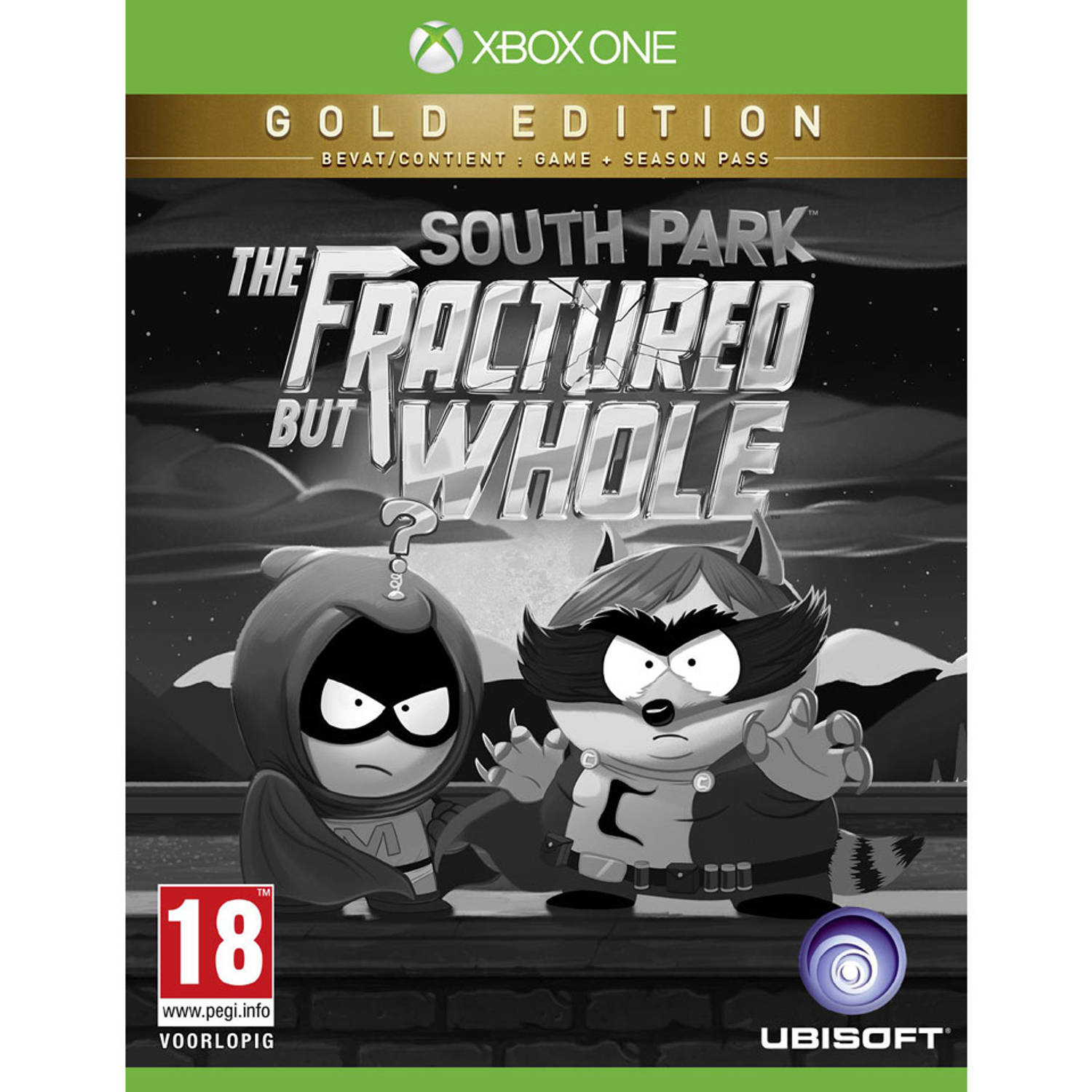 Ubisoft South Park: The Fractured but Whole Gold edition