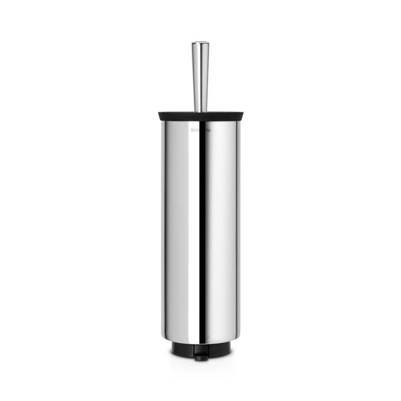 Brabantia toiletborstel houder Brilliant Steel