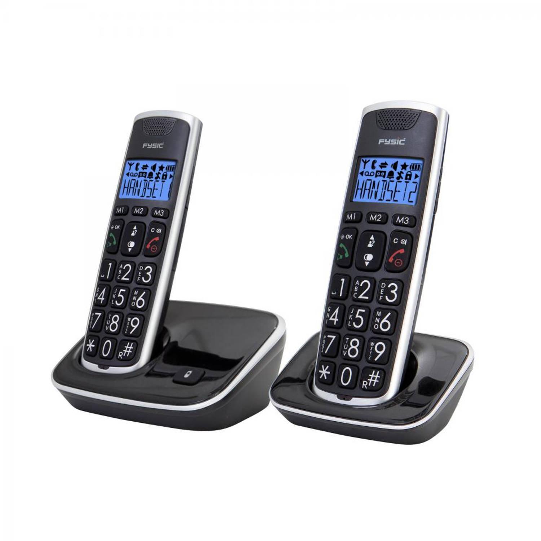 Fysic Senioren DECT telefoon twin FX-6020