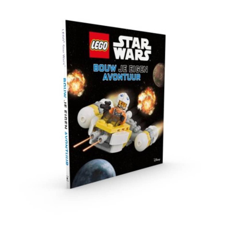 Lego star wars bouw je eigen avontuur dani l lipkowitz for Bouw je eigen badkamer