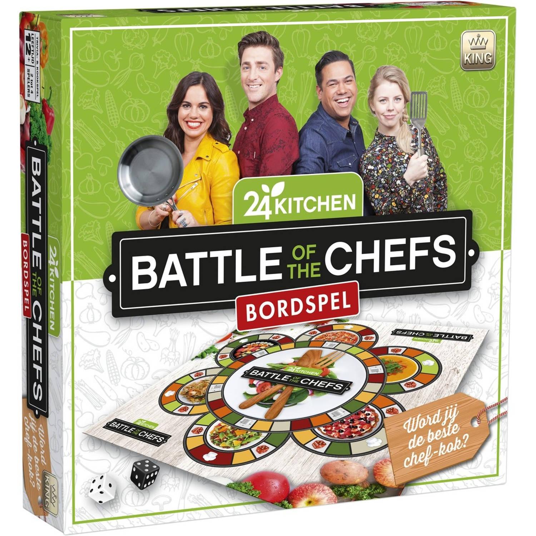 Korting King International Bordspel Battle Of Chefs (24 Kitchen)