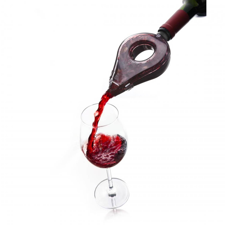 Vacuvin Wijn Decanteerder Grijs