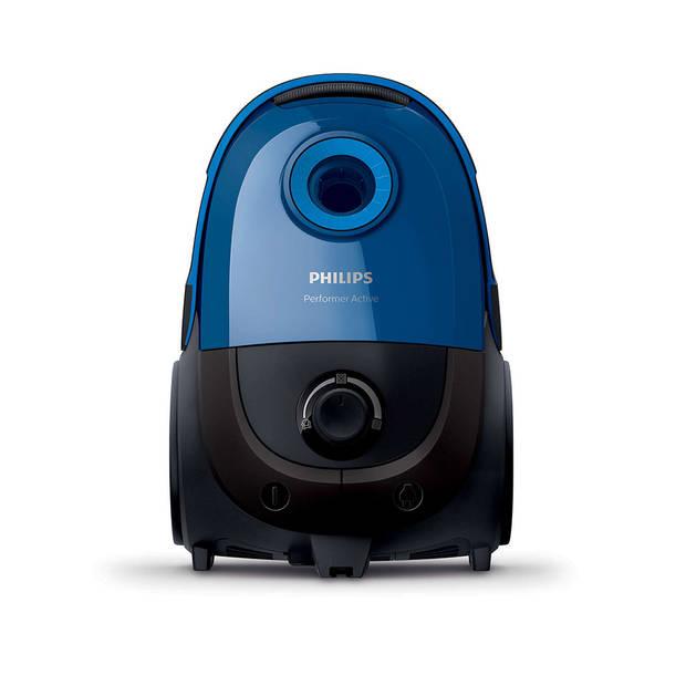 Philips stofzuiger Performer Active FC8575/09 - blauw