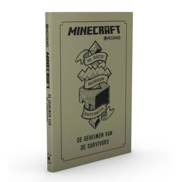 De Geheimen Van De Survivors - Minecraft